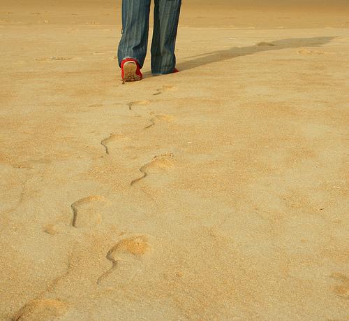 Caminhante – Foto: Loretahur - Flickr
