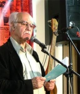 O poeta Manoel de Andrade