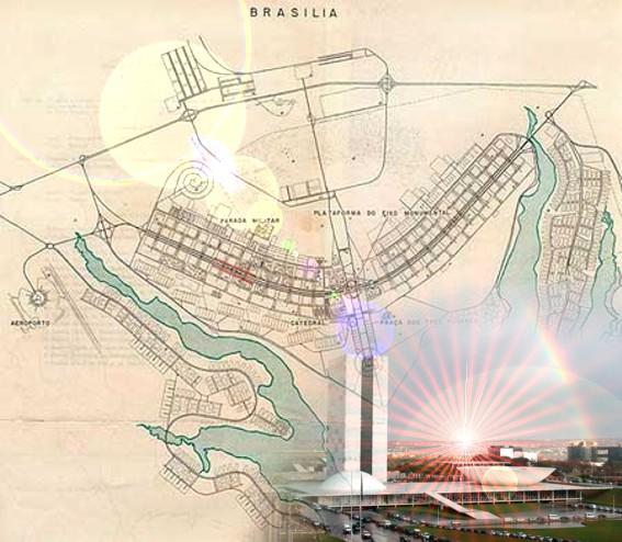 banco de jardim poesia:Brasília, com um pingo de saudade