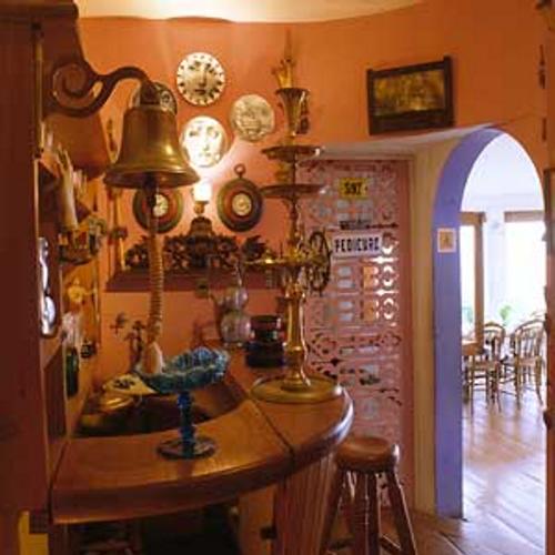 O bar de La Sebastiana