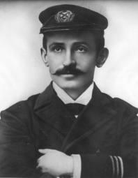 Eladio Sobrino, o primeiro proprietário de Isla Negra