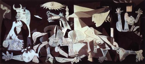 Guernica - Painel de Pablo Picasso