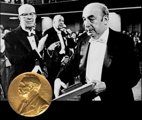 Indicado em 1963, Neruda receberia o Prêmio Nobel de Literatura 13 anos depois