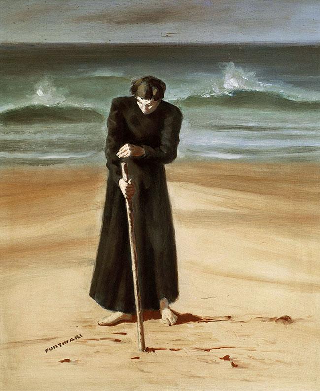 Padre Anchieta, de Cândido Portinari